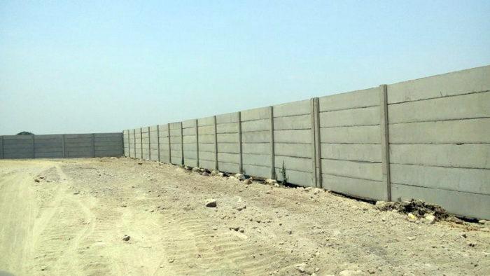 pagar panel beton subang